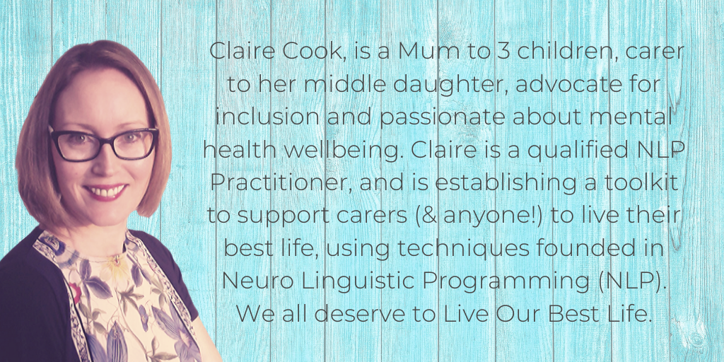 Claire Cook, NLP Practitioner